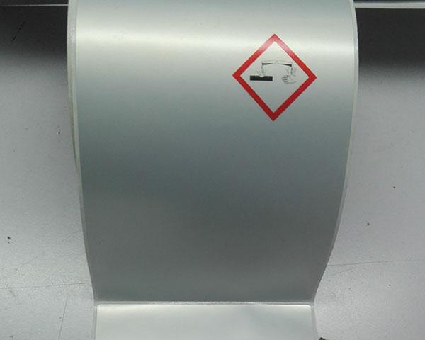 PET/PVC标签